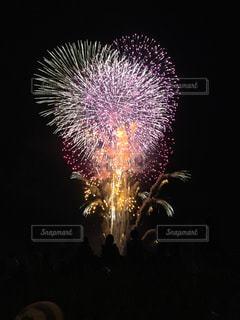 花火の写真・画像素材[596932]