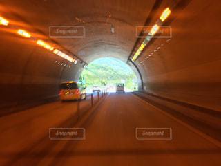 トンネルの写真・画像素材[596963]