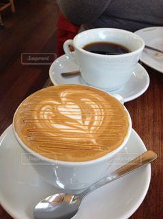 カフェの写真・画像素材[597062]