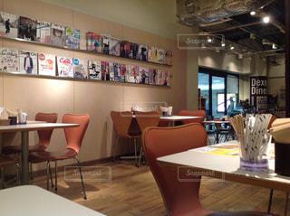 カフェの写真・画像素材[616734]