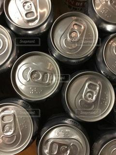 ビールの缶の写真・画像素材[1014705]