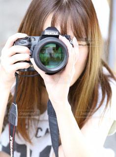 カメラの写真・画像素材[599567]