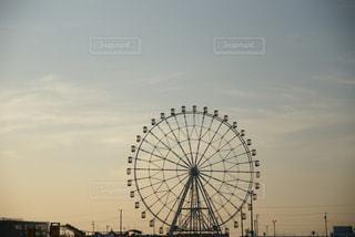 夕焼けの写真・画像素材[599946]