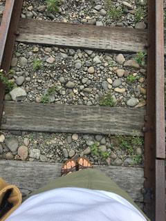 線路の写真・画像素材[680827]