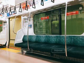 埼京線の車内の写真・画像素材[1191038]