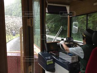 仙台市内を走る観光用循環バスの写真・画像素材[646856]