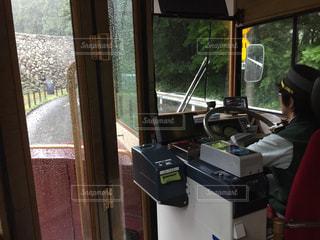 仙台市内を走る観光用循環バスの写真・画像素材[646857]
