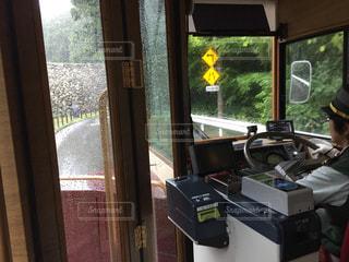 仙台市内を走る観光用循環バスの写真・画像素材[646858]
