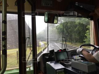仙台市内を走る観光用循環バスの写真・画像素材[646859]