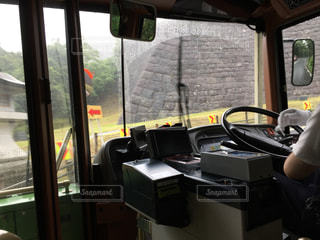 仙台市内を走る観光用循環バスの写真・画像素材[646860]
