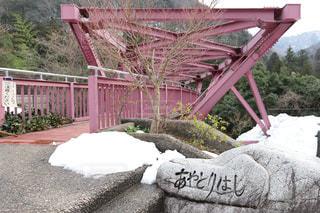 山中温泉 あやとりはしの写真・画像素材[969829]