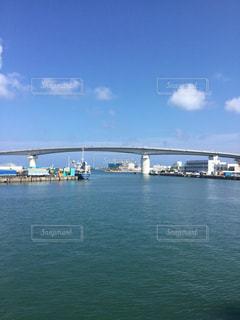 沖縄港の写真・画像素材[1216389]