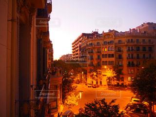 バルセロナの街並み - No.956287