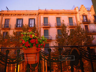 バルセロナのテラス - No.956290