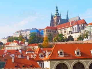 プラハ城の写真・画像素材[2659267]