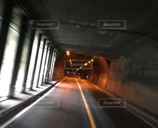 トンネルの写真・画像素材[724186]