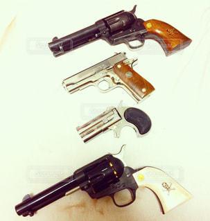 銃の写真・画像素材[602363]