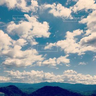 空の雲の写真・画像素材[754868]