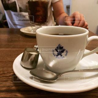 カフェの写真・画像素材[696916]