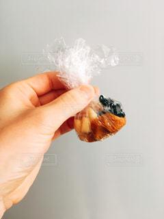 手作りの味噌玉の写真・画像素材[1050108]