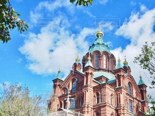 ヘルシンキ ウスペンスキー大聖堂の写真・画像素材[749175]