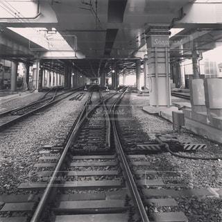 線路の写真・画像素材[603573]