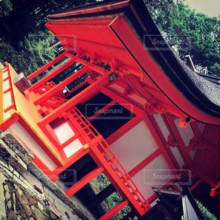 神社の景色 - No.727813