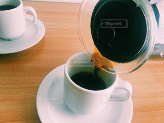 カフェの写真・画像素材[641598]