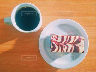 カフェの写真・画像素材[673859]