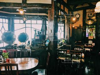 純喫茶で一休みの写真・画像素材[931294]