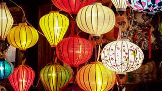ベトナムのホイアンのランタン祭り - No.942857