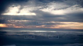 空の雲の写真・画像素材[943153]