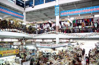 ベトナムのマーケットの写真・画像素材[943160]