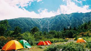 キャンプ テント - No.954206