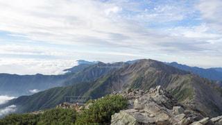 山頂からの雲海 - No.969421