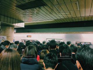 渋谷駅 田園都市線の写真・画像素材[977070]