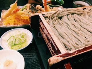 天ぷら蕎麦の写真・画像素材[1030040]