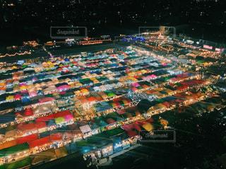 タイ バンコク ナイトマーケットの写真・画像素材[1034919]