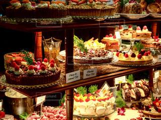 ケーキが並ぶの写真・画像素材[1047593]
