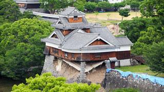 熊本城 崩壊の写真・画像素材[1052272]