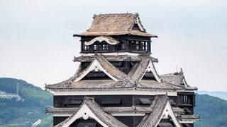 熊本地震 熊本城の写真・画像素材[1052273]
