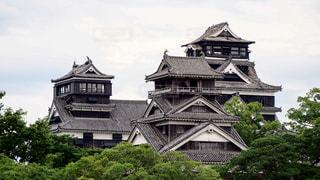 熊本地震 熊本城の写真・画像素材[1052275]