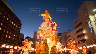 長崎ランタンフェスティバルの写真・画像素材[1053056]