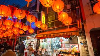 長崎ランタンフェスティバルの写真・画像素材[1053061]