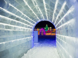 ハルビン氷祭りの写真・画像素材[1053125]