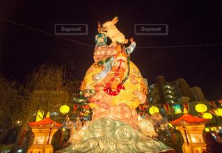 長崎ランタンフェスティバルの写真・画像素材[1053133]
