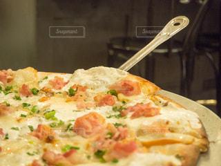 アメリカ ピザの写真・画像素材[1053205]