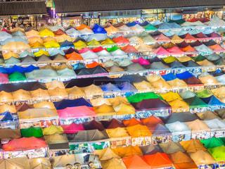 バンコク ナイトマーケットの写真・画像素材[1068887]