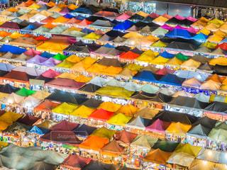 ナイトマーケット タイの写真・画像素材[1068888]