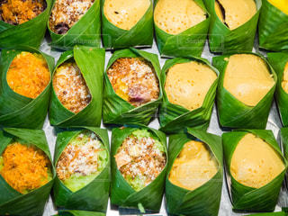 タイ料理 デザートの写真・画像素材[1068919]